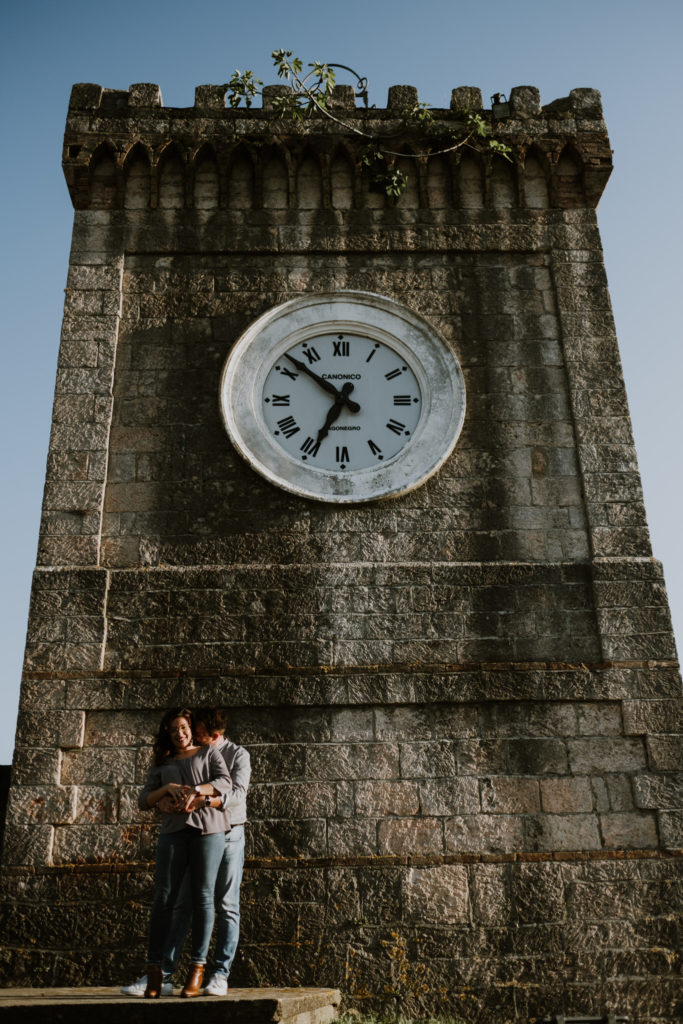 Engagement in Southern Italy